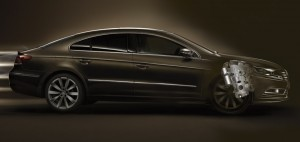 Gamme Volkswagen CC : photo 7