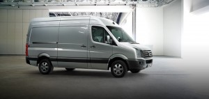 Gamme Crafter Van : photo 9
