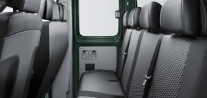 Gamme Crafter Châssis-Cabine : photo 1