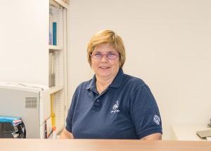 Fabienne Martin notre comptable