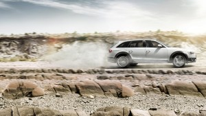 Gamme A4 Allroad Quattro : photo 1