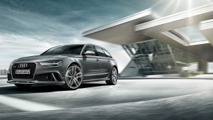 Gamme RS6 Avant : photo 1