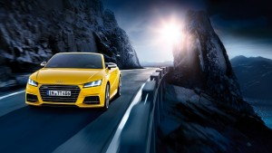 Gamme TTS Roadster : photo 1