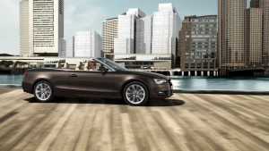 Gamme A5 Cabriolet : photo 1