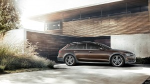 Gamme A6 Allroad Quattro : photo 1