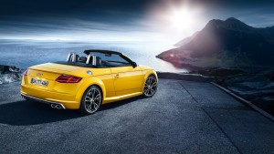 Gamme TTS Roadster : photo 3