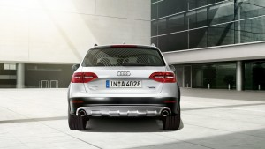 Gamme A4 Allroad Quattro : photo 4