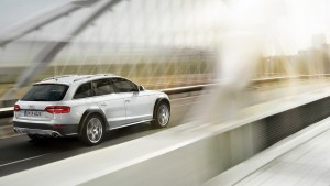 Gamme A4 Allroad Quattro : photo 5