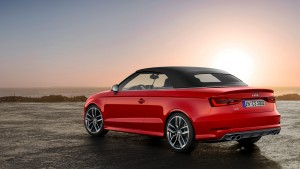 Gamme S3 Cabriolet : photo 4