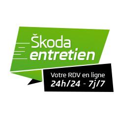 Rendez-vous entretien Skoda | Garage Perrier Privas