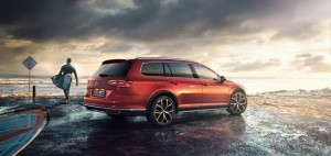 Gamme Passat Alltrack : photo 7