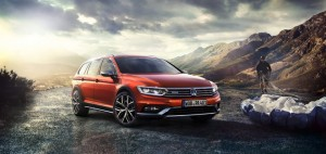 Gamme Passat Alltrack : photo 5