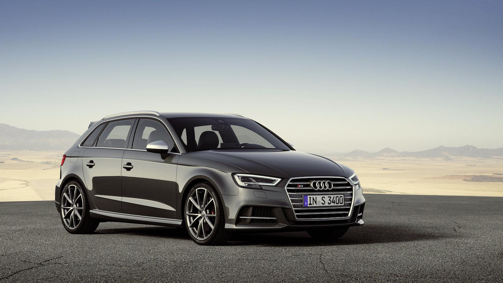 Nouvelle Audi A3, Toujours un temps d'avance