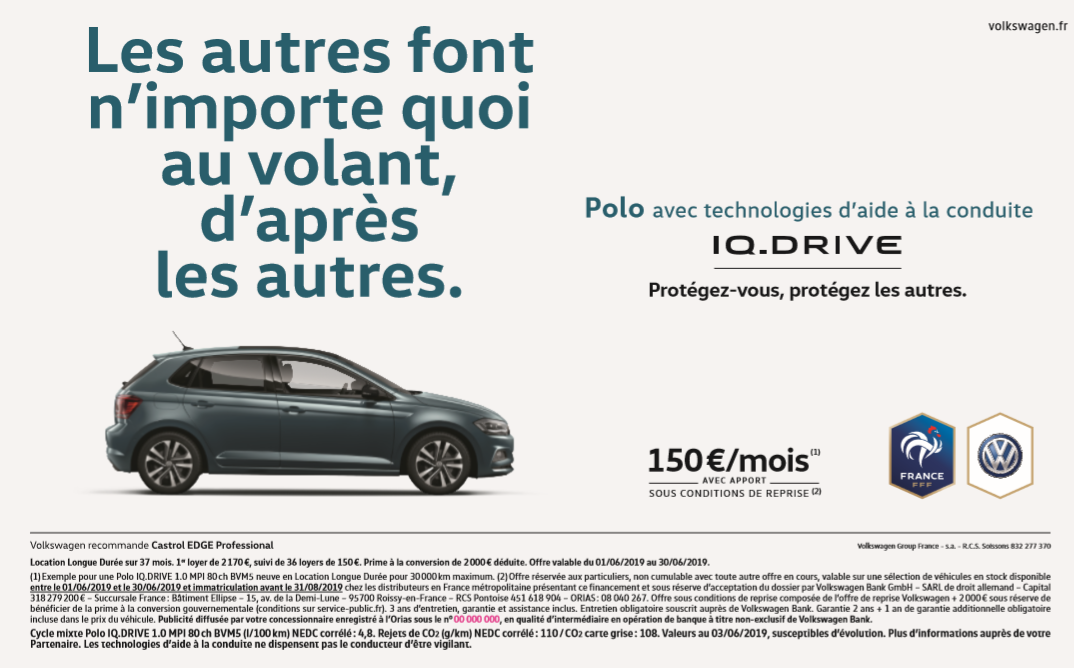 Polo IQ Drive