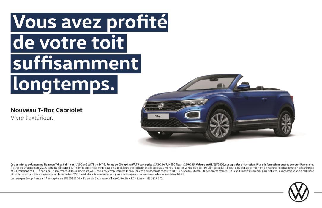 Nouveau T-Roc Cabriolet
