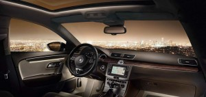 Gamme Volkswagen CC : photo 1