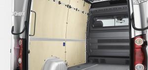 Gamme Crafter Van : photo 1