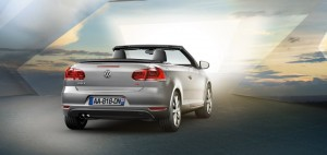 Gamme Golf Cabriolet : photo 5