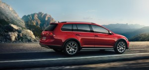 Gamme Golf Alltrack : photo 2