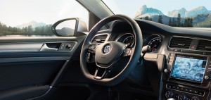 Gamme Golf Alltrack : photo 1