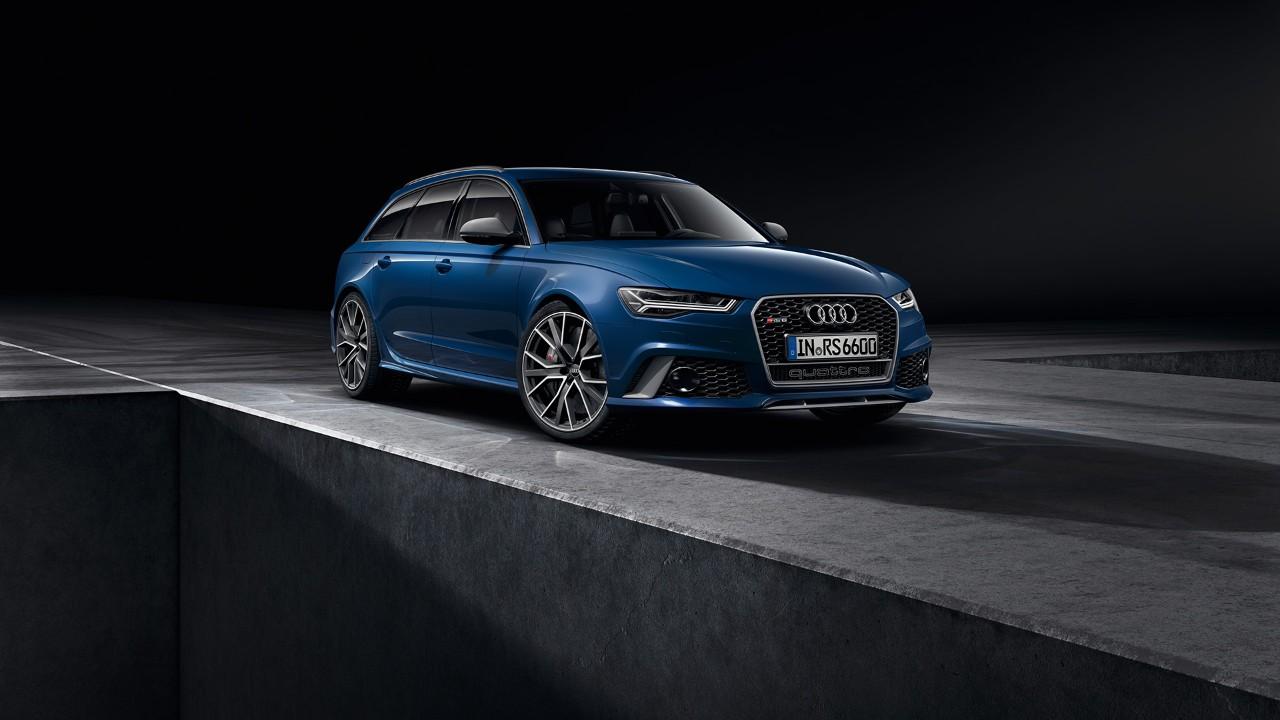 Audi A8 W12 >> RS6 Avant Performance