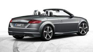 Gamme TT Roadster : photo 7