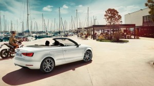Gamme A3 Cabriolet : photo 4