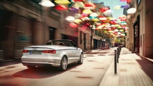 Gamme A3 Cabriolet : photo 6